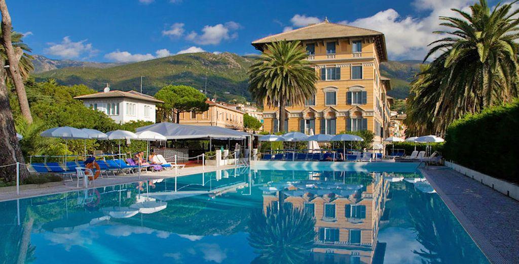 Presso il Grand Hotel Arenzano 4*