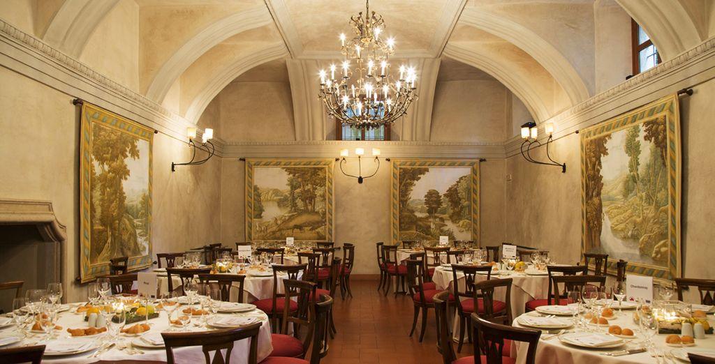 Gustate deliziose cene presso il ristorante Moretto