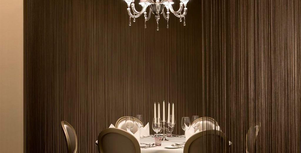 Potrete gustare una ricca prima colazione presso l'elegante ristorante dell'hotel