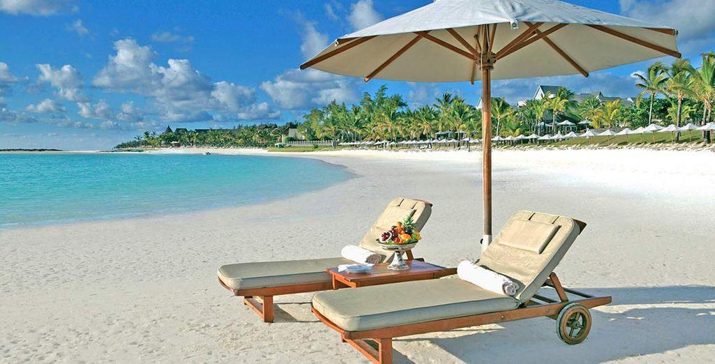 Spostatevi poi sulle bianche spiagge di Mauritius