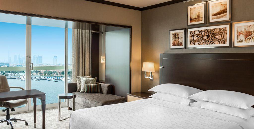 Sheraton Dubai Creek Hotel & Towers 5*
