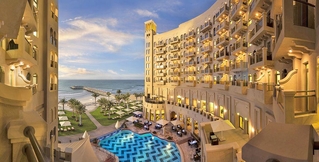 Un esclusivo resort 5 stelle è pronto ad accogliervi