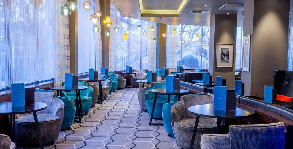 Benvenuti all'Hilton Olympia di Londra