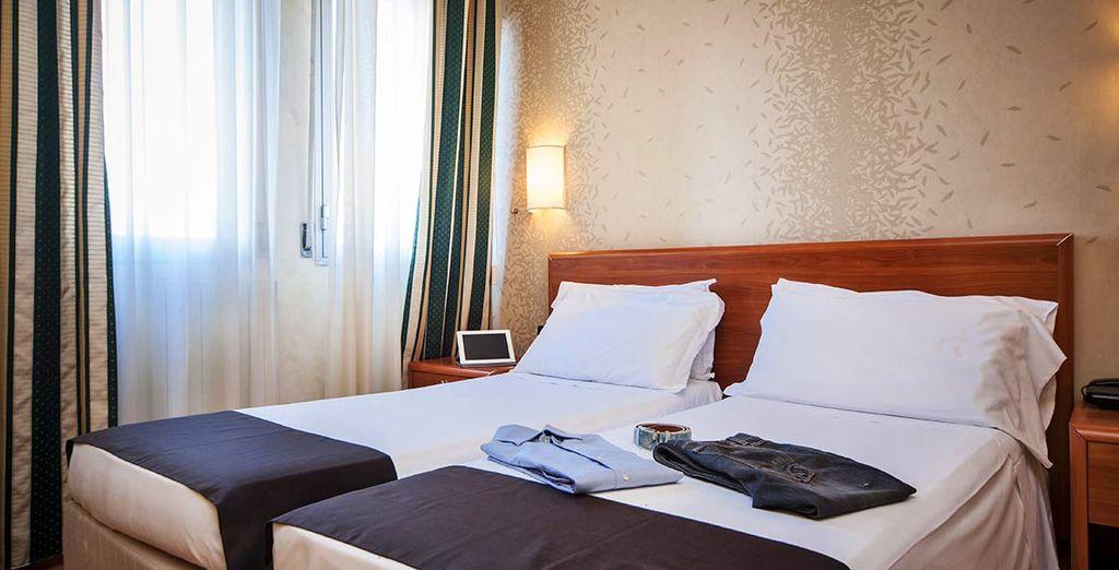 Executive Suite Hotel 4* a Modena