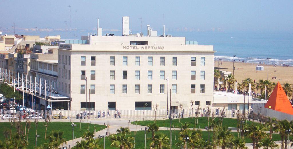 Hotel Neptuno 4*