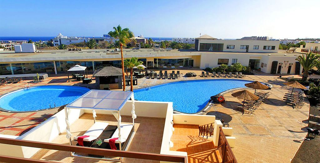 Partite per un soggiorno indimenticabile a Lanzarote