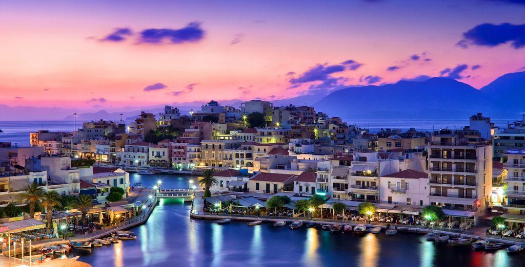 ed ammirate il fascino di Creta in tutto il suo splendore.