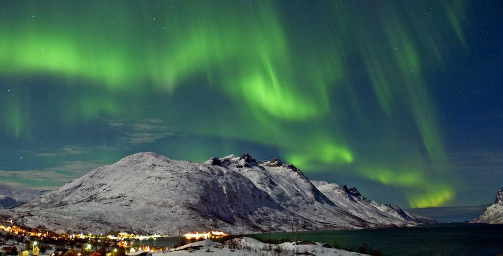 Partite per un viaggio esclusivo in Norvegia