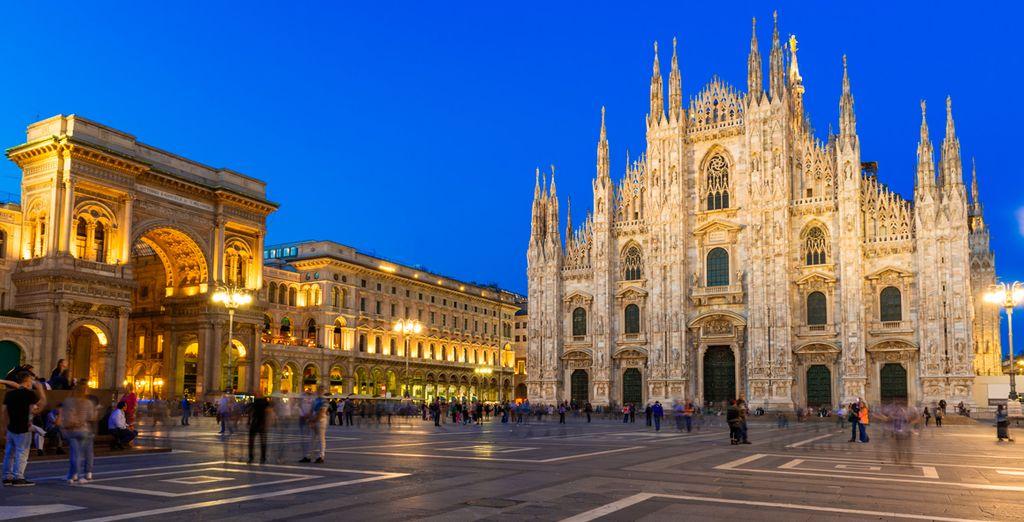 immergetevi nell'atmosfera unica del centro di Milano