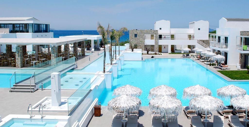 Partite per un soggiorno tra lusso e relax nella splendida isola di Kos
