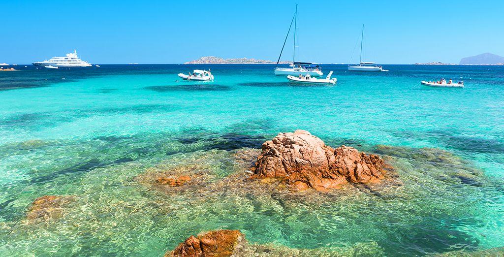 Partite alla scoperta delle splendide spiagge della Sardegna