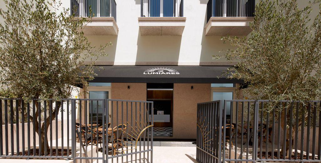 The Lumiares Hotel & SPA vi sta aspettando