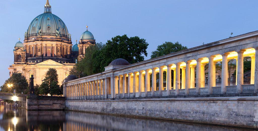 Prima di partire alla scoperta del fascino di Berlino