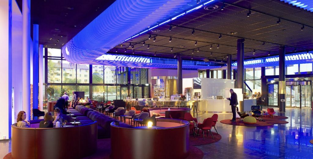 Un hotel trend e di design vicino alle maggiori attrazioni di Stoccolma