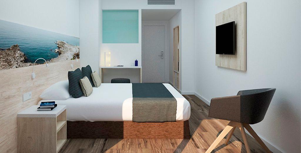 Hotel Roc Boccaccio 4* + Appartamenti Roc Lago Park