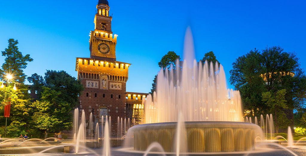 Castello Sforzesco a Milano