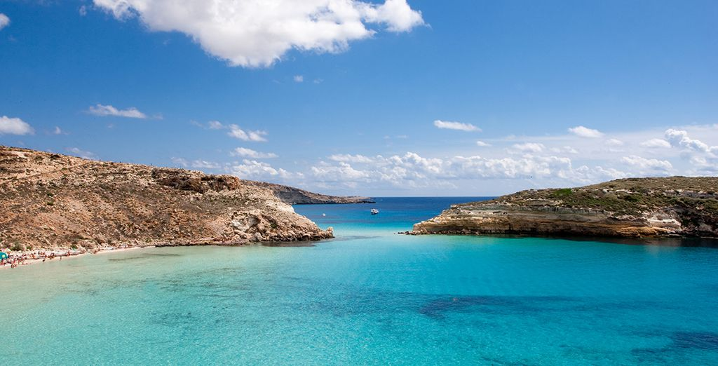 Partite per una vacanza indimenticabile a Lampedusa