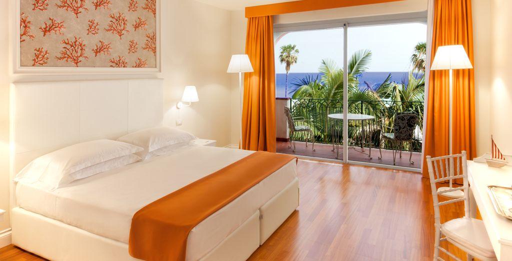 Hotel Caparena 4* - hotel a taormina