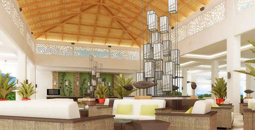 Resort di lusso e raffinatezza