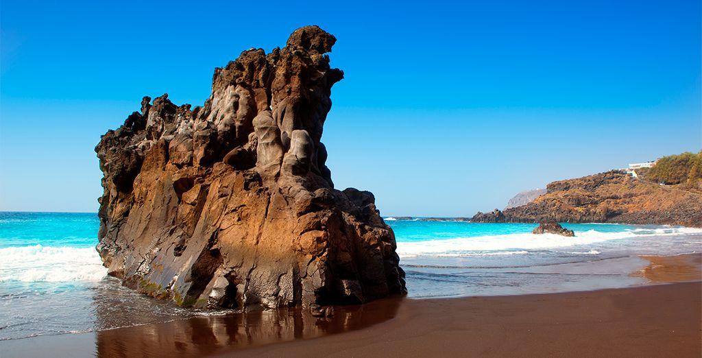 Paesaggi e spiagge di Tenerife