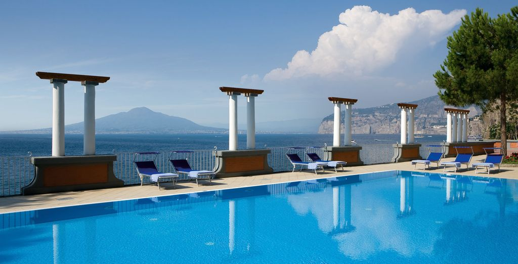 Europa Palace Grand Hotel 4* - hotel a sorrento