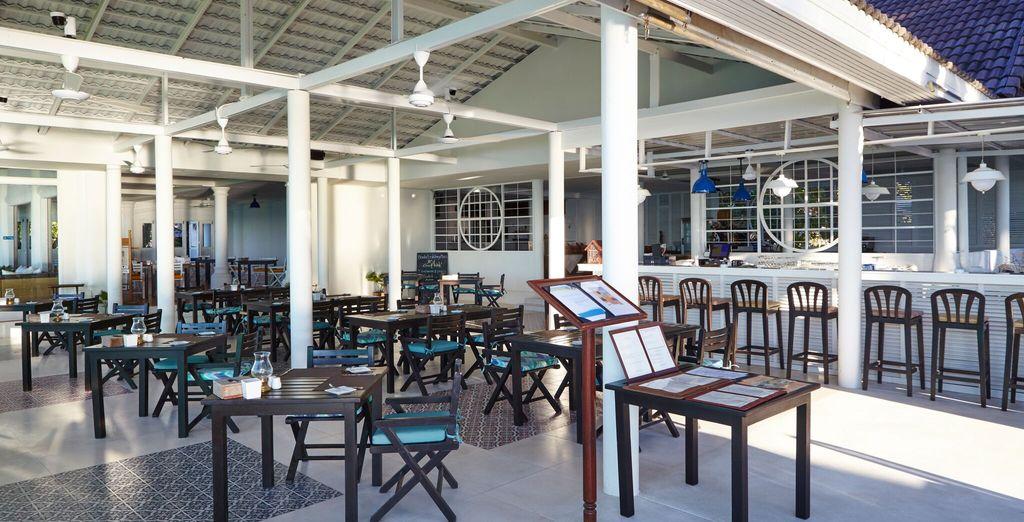 Location dalle atmosfere accoglienti che vi offriranno piatti della tradizione locale ed internazionali