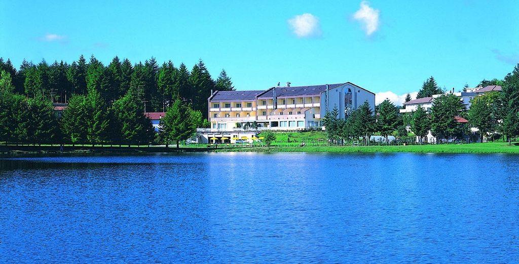 Benvenuti all'Hotel Miramonti 4*