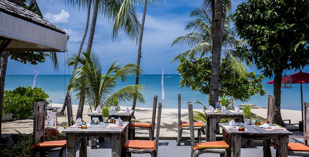 New Star Beach Resort 4* Koh Samui + Buri Rasa Village 4*