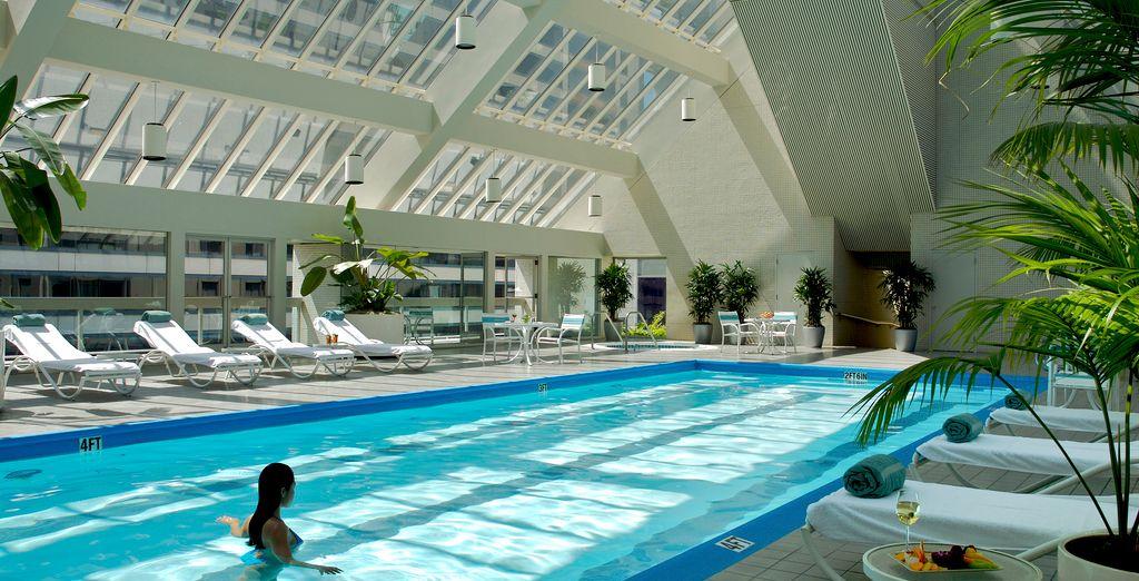 Hotel Nikko San Francisco 4* + Hilton Anaheim 4*