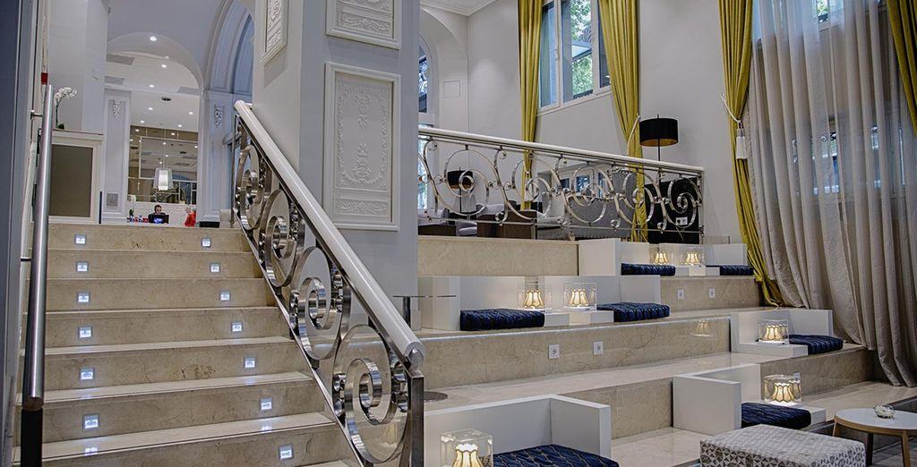 Een bijzonder design hotel