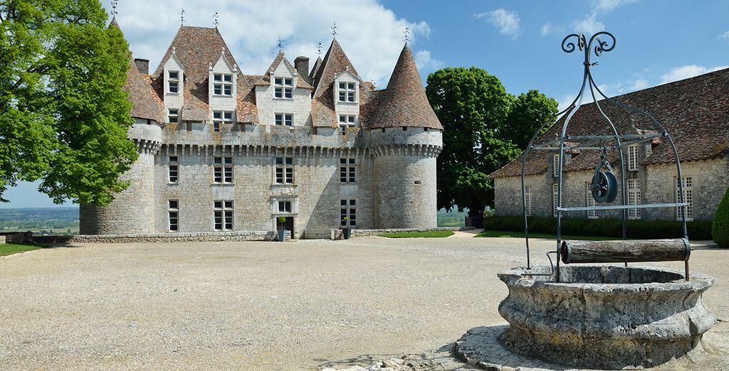 Het kasteel van Monbazillac