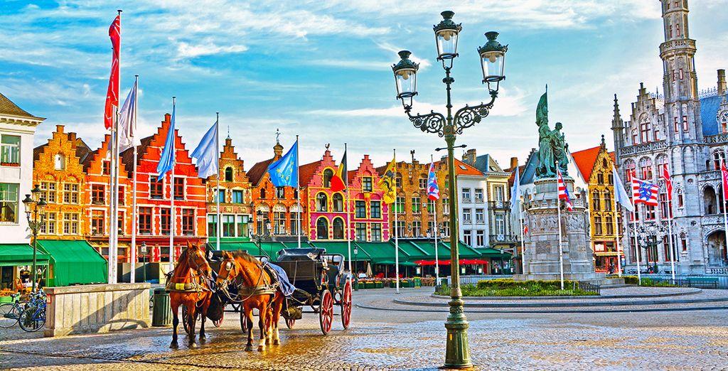 Brugge wacht op u!
