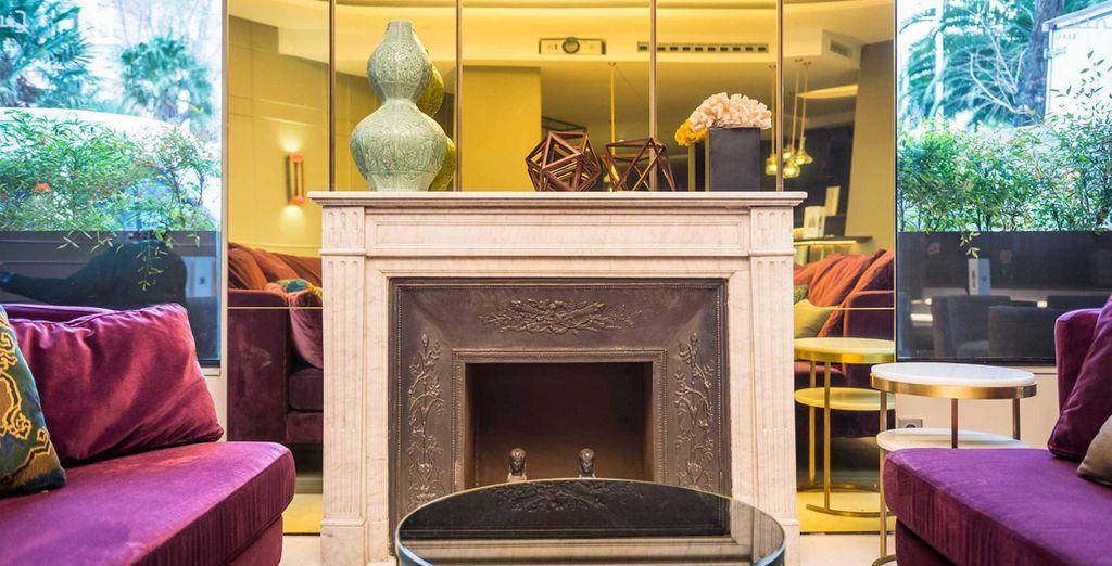 Welkom in het luxueuze Hotel Barceló Emperatriz