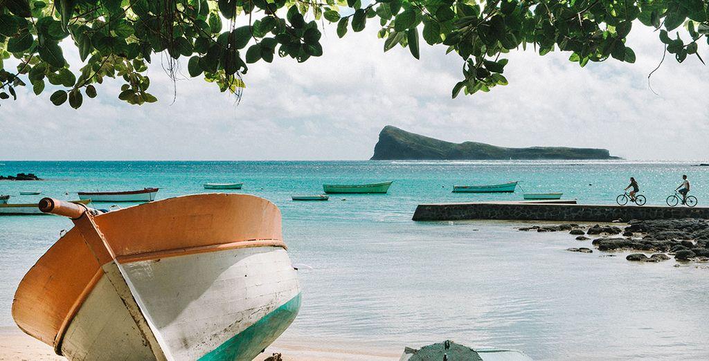 Het zou zonde zijn om de schoonheid van Mauritius te missen