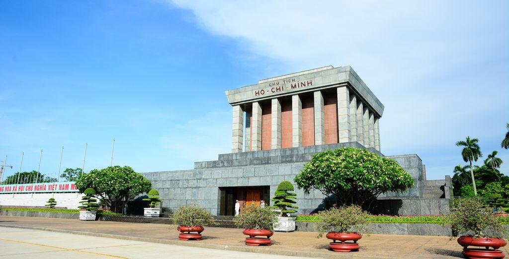 Het avontuur begint in Ho Chi Minhstad