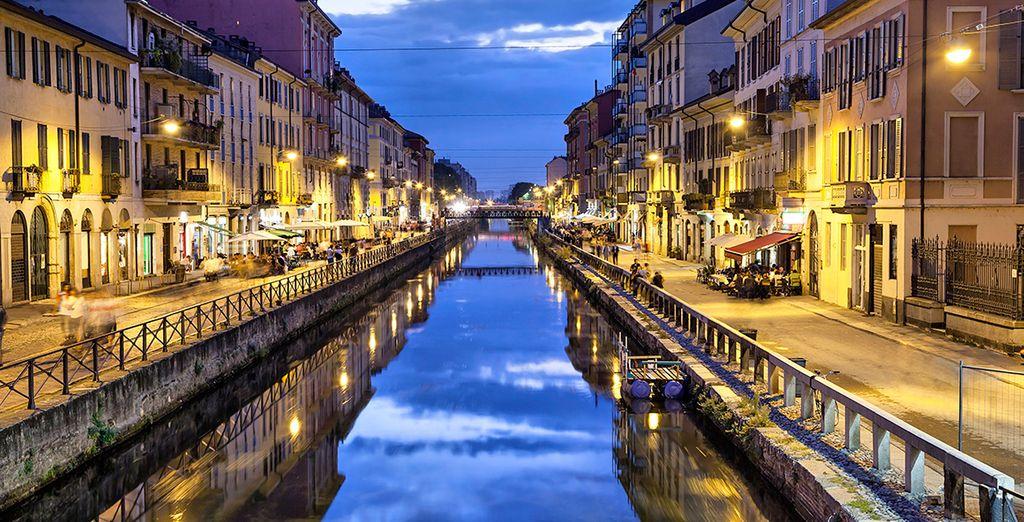 Fijn verblijf in Milaan!