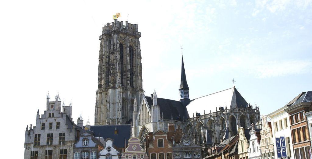En ontdek alle bezienswaardigheden van Mechelen