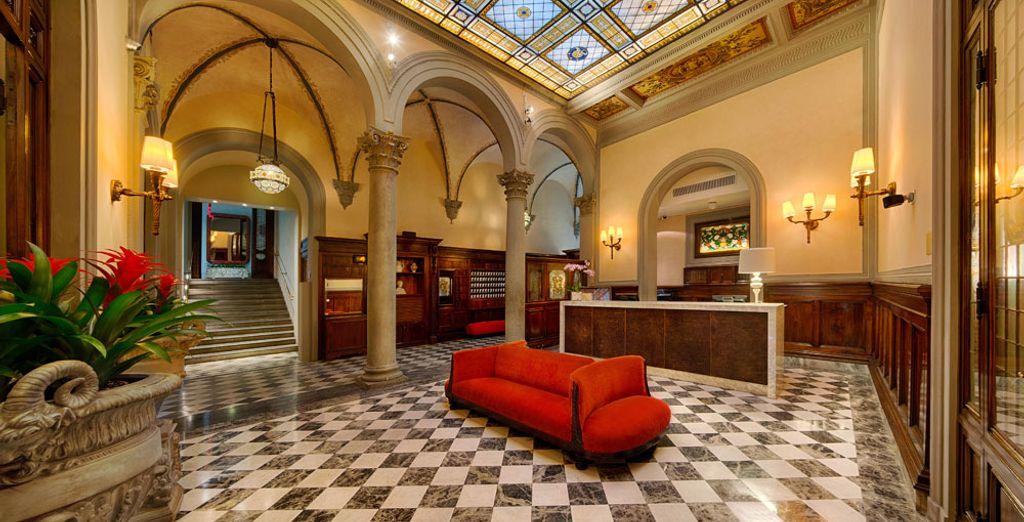 Bent u klaar voor een verblijf in NH Porta Rossa Collection 4*?