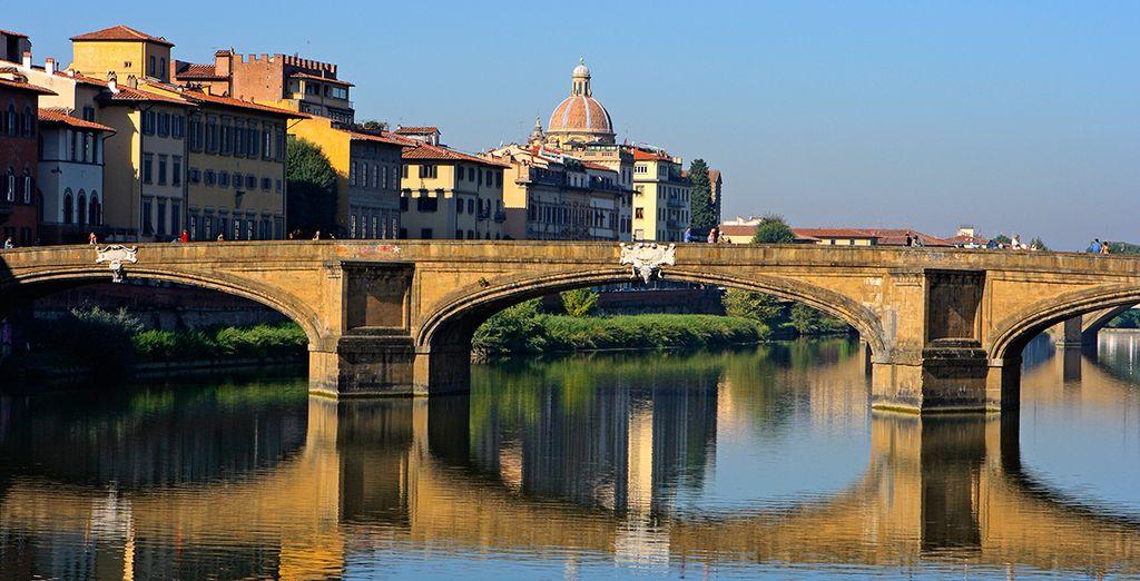 Dichtbij Florence