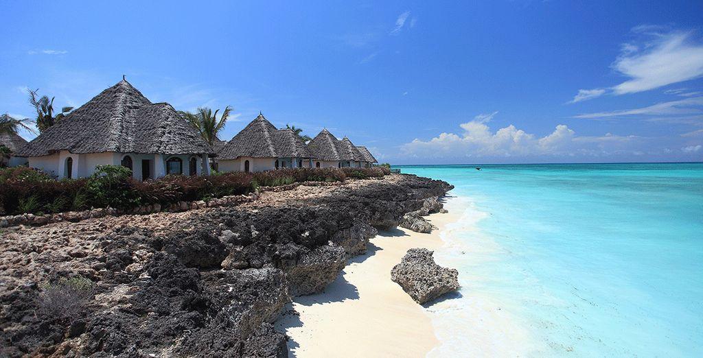 Dit eiland biedt een ongerept paradijs