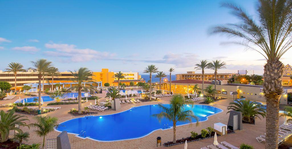 Welkom bij Iberostar Playa Gaviotas Park 4*!