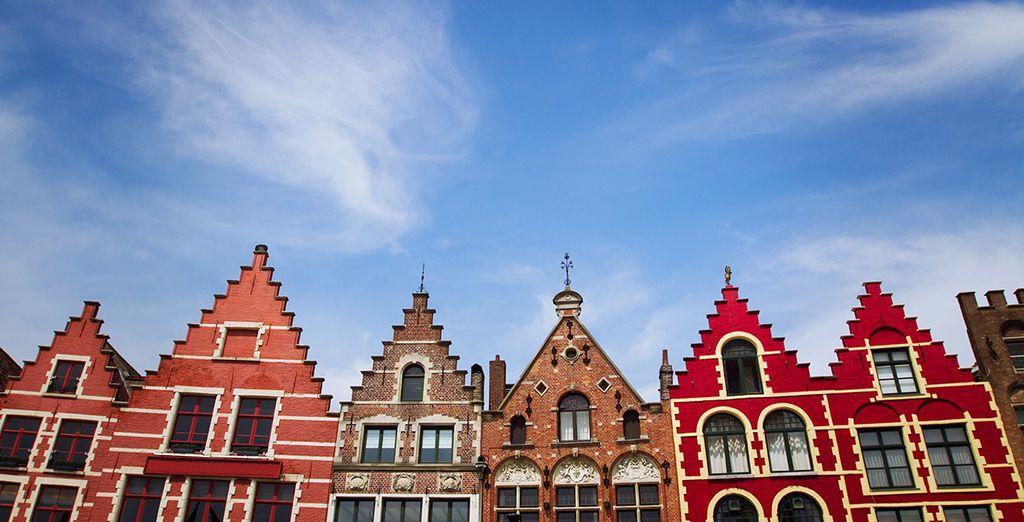 Een uitstapje naar authentiek Brugge!