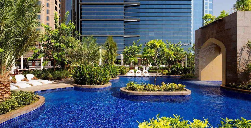 Welkom in het Conrad Dubai 5*