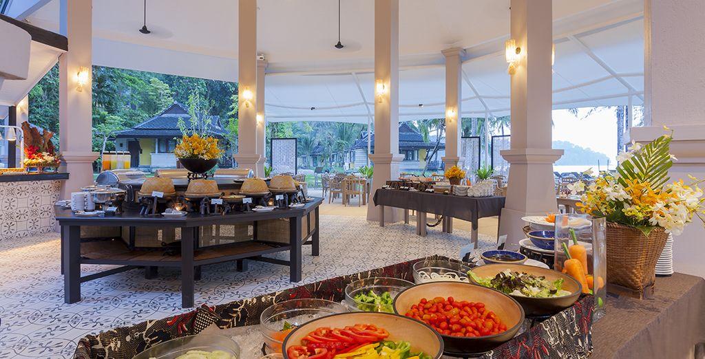 Ontdek de heerlijke Thaise gerechten met de ontbijtformule