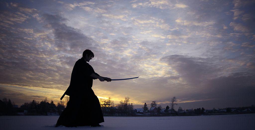 Thuisland van de Samurai