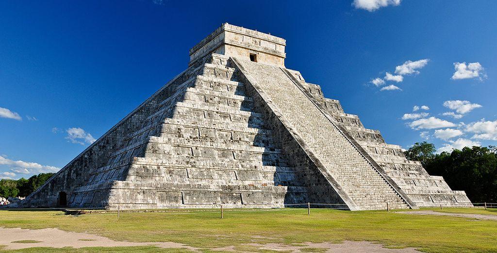 Ontdek de overblijfselen van de Maya beschaving
