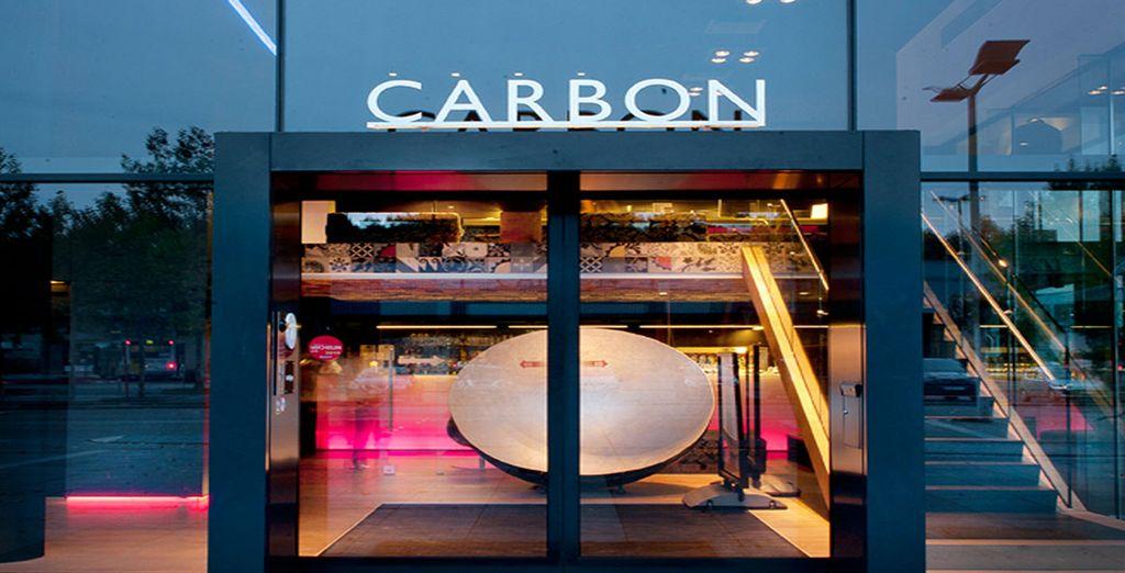 Welkom bij het Carbon Hotel 4*