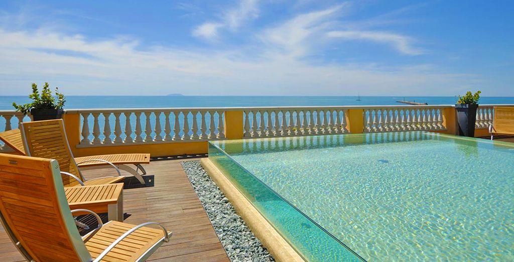 Kies voor een vakantie in alle luxe en ontspanning