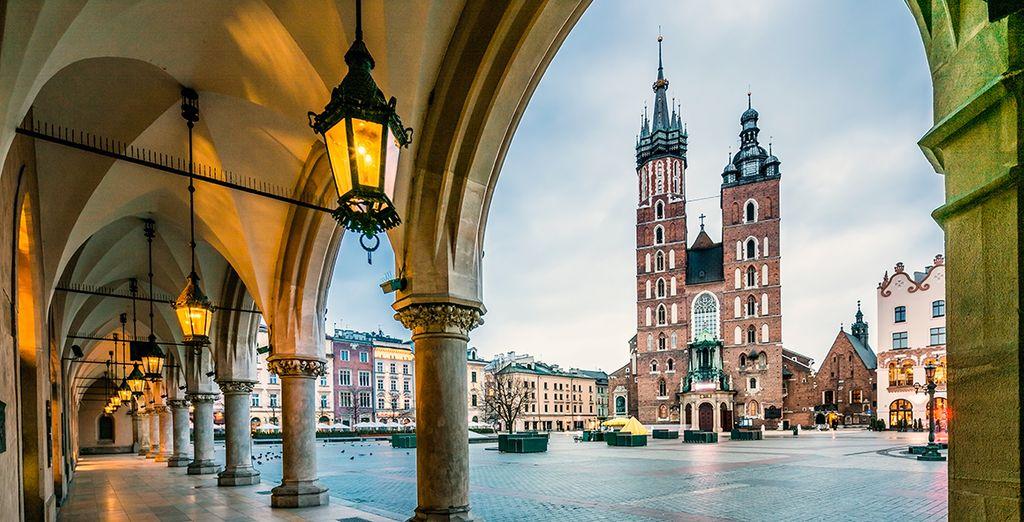 Dit is de ideale uitvalsbasis om de Poolse hoofdstad te ontdekken