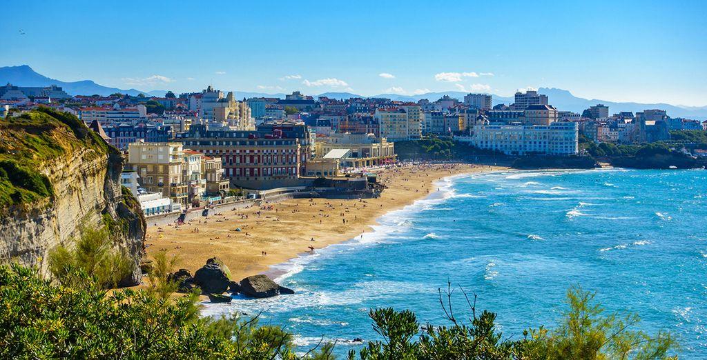 Geniet van uw vakantie aan de Baskische kust